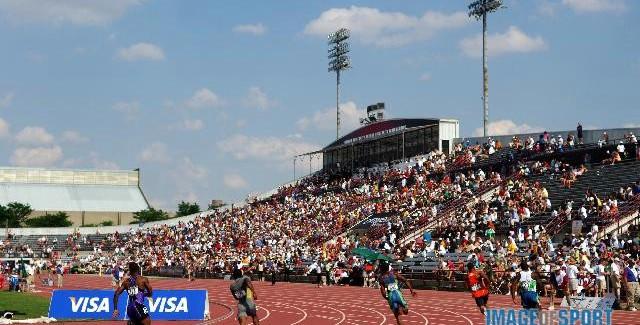 America's Track & Field Stadiums: Indiana