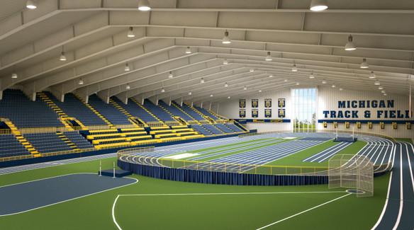 America's Track & Field Stadiums: Michigan