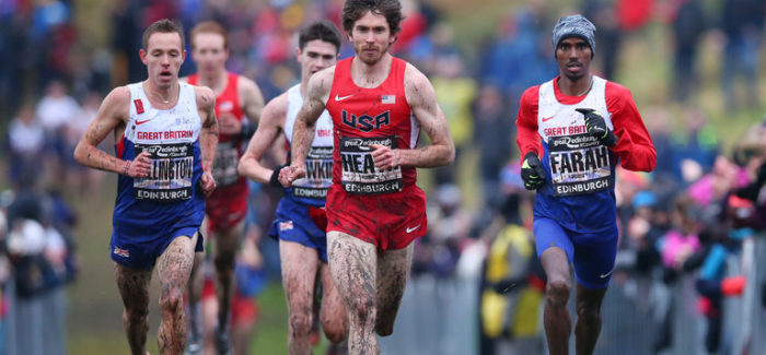 The Weekend's Best Matchups: Cross country showdowns, indoor track heats up, and more