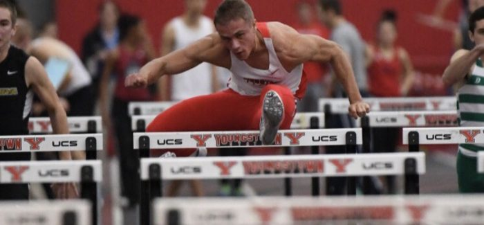 Five Questions with Youngstown State Hurdler Chad Zallow
